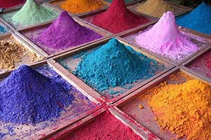 Iran Industrial Pigments, Industrial Pigments