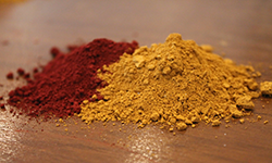 Yellow&Red Iron Oxide